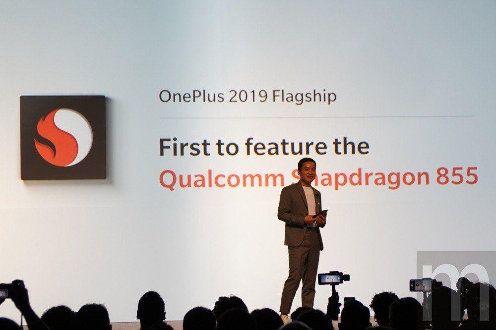 一加手機確認將成為Snapdragon 855首發廠商