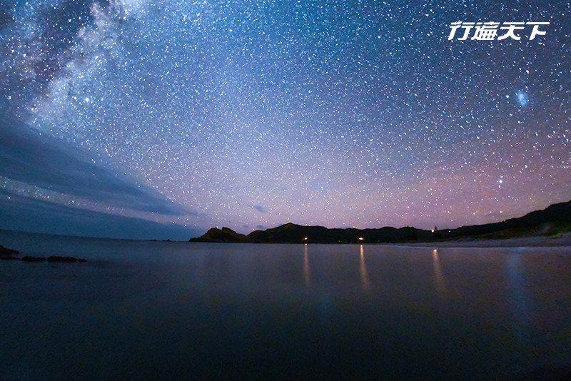 在奧克蘭不遠處的大屏障島甚至還被選為國際黑暗天空保護地帶,也是全球第一座認證的島...