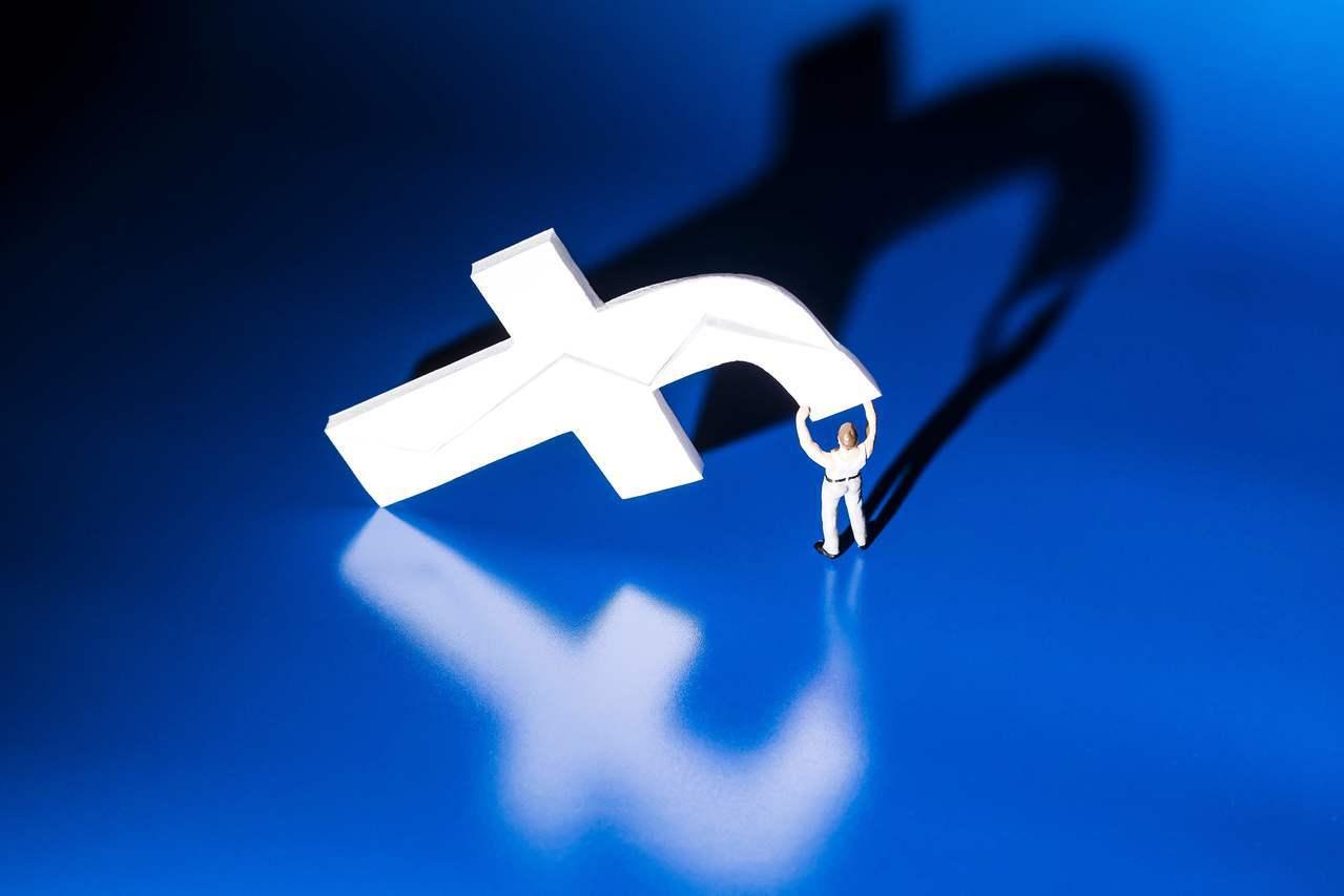 英國國會公布臉書內部電子郵件顯示,臉書把用戶資料當成協商籌碼。法新社