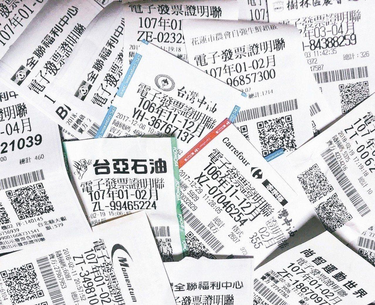經濟部台灣自來水公司第一區管理處今天指出,9-10月統一發票於11月25日公布中...