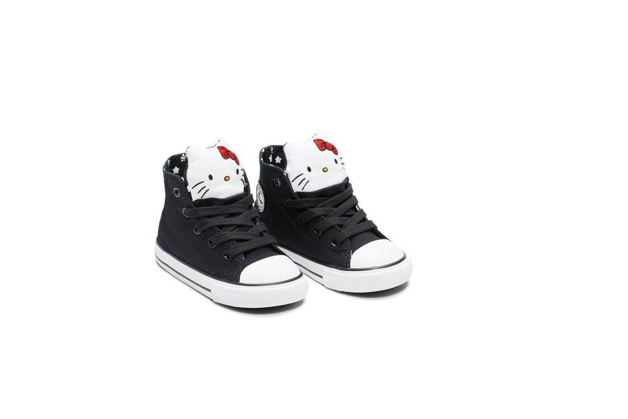 Converse與Hello Kitty聯名系列CHUCK TAYLOR ALL...