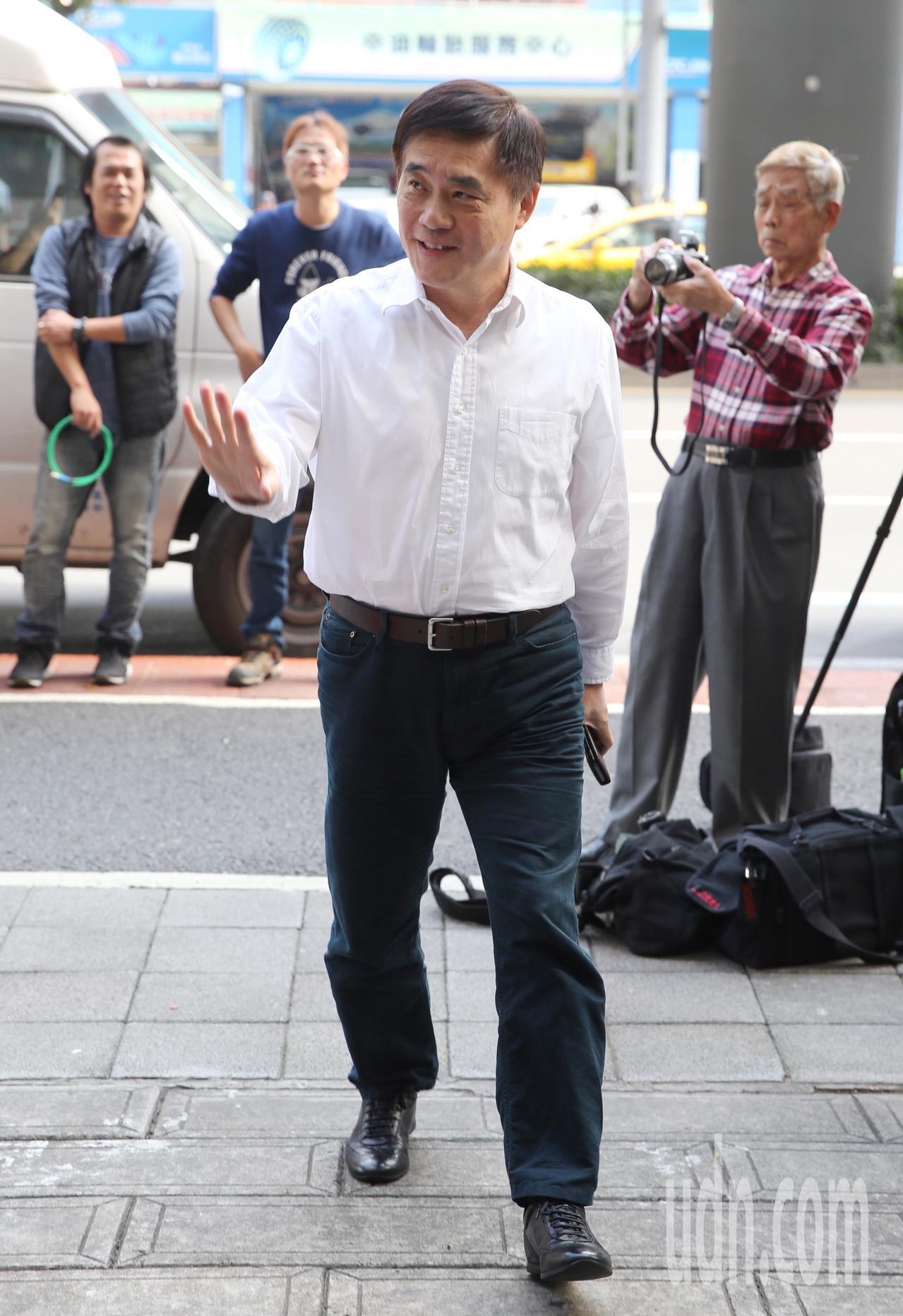 國民黨副主席郝龍斌。聯合報系記者高彬原/攝影