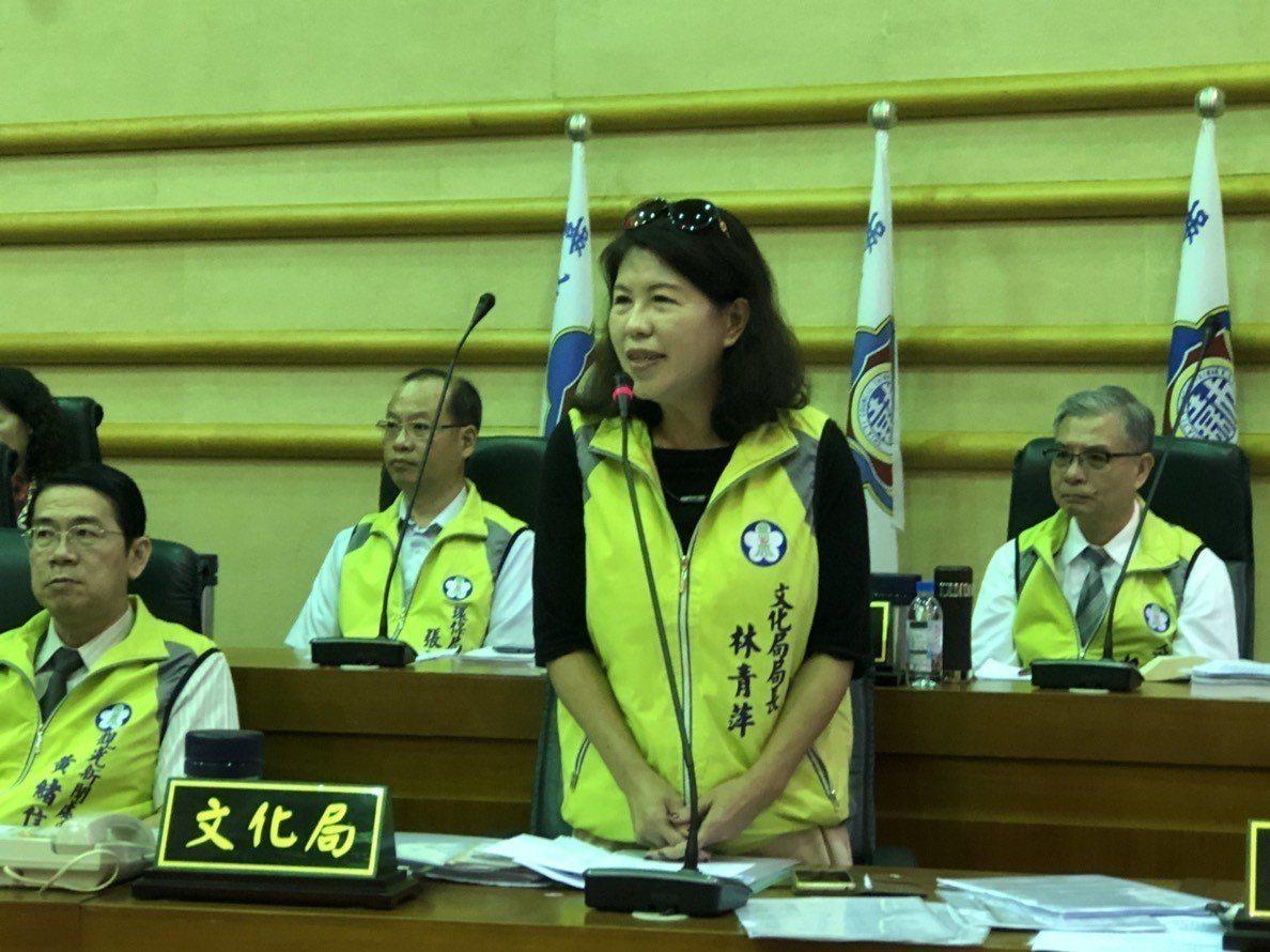 嘉義市文化局長林青萍說,國際管樂節已延續27年,應該要有一些改變,展現更大企圖心...