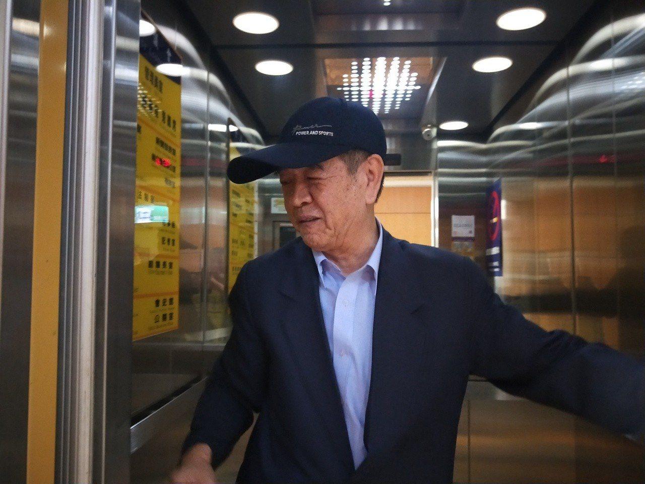 上午議會開臨時會時,副議長蔡旺璉有出席。記者游明煌/攝影