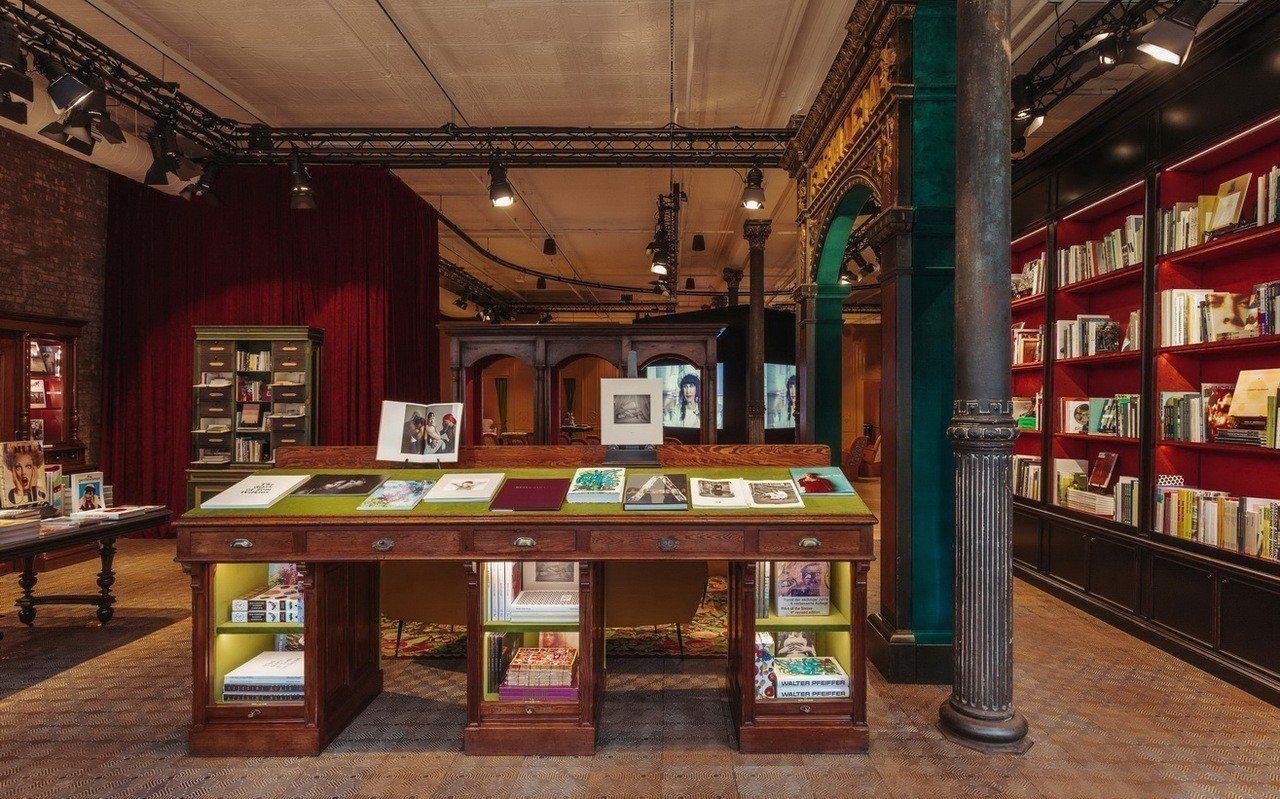 全球首家古馳書店位於紐約蘇活區西百老匯街375號。圖/Gucci提供