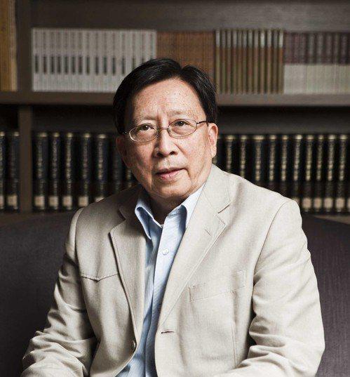 前行政院長、中華文化永續發展基金會董事長劉兆玄。圖/業者提供
