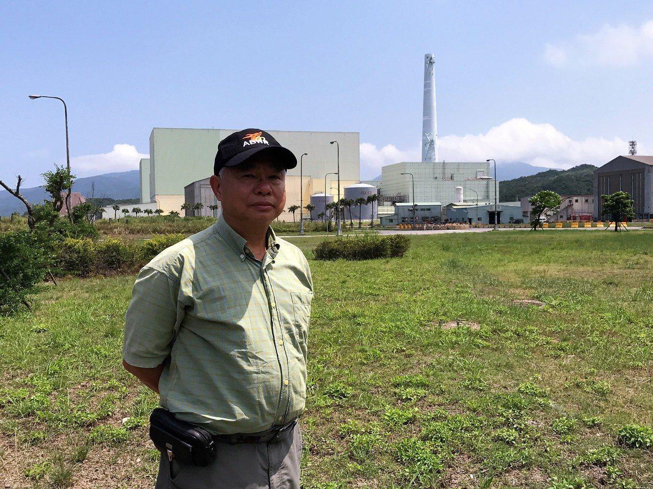 核四前廠長王伯輝表示,今年九月台電突然拒絕民眾參觀的原因,大家心知肚明,但現在公...