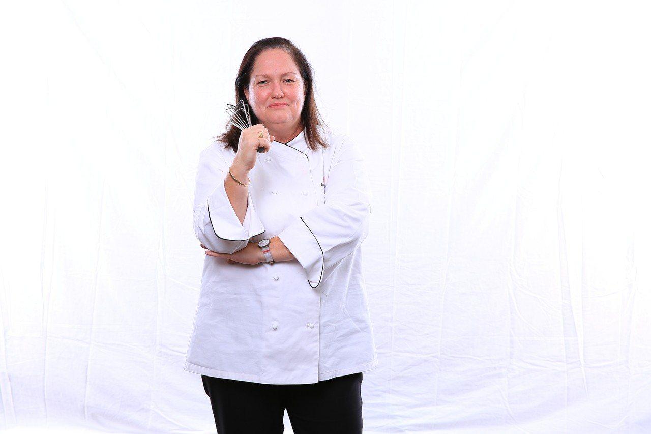 CHAR品牌創辦人Chef Julie Donohoe(董茱莉)。