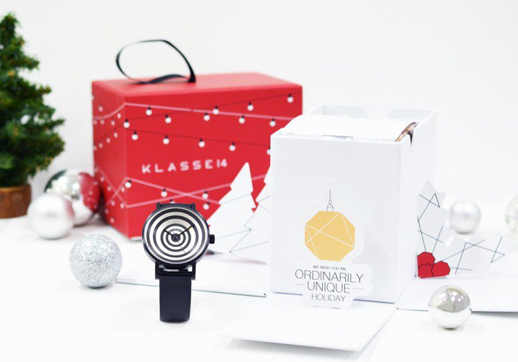 KLASSE 14聖誕限定禮盒與誠品生活南西概念店獨家限量表款Volare Al...