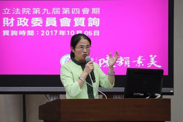 民進黨立委陳賴素美。圖/聯合報系資料照