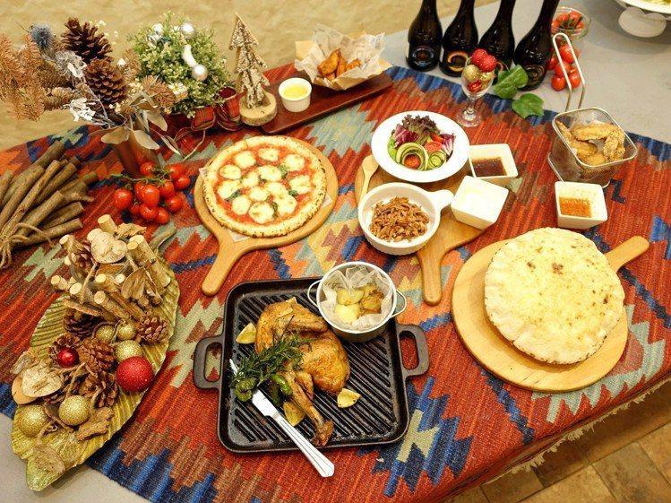 薄多義冬季料理將於12/7正式推出。圖/記者張芳瑜攝影