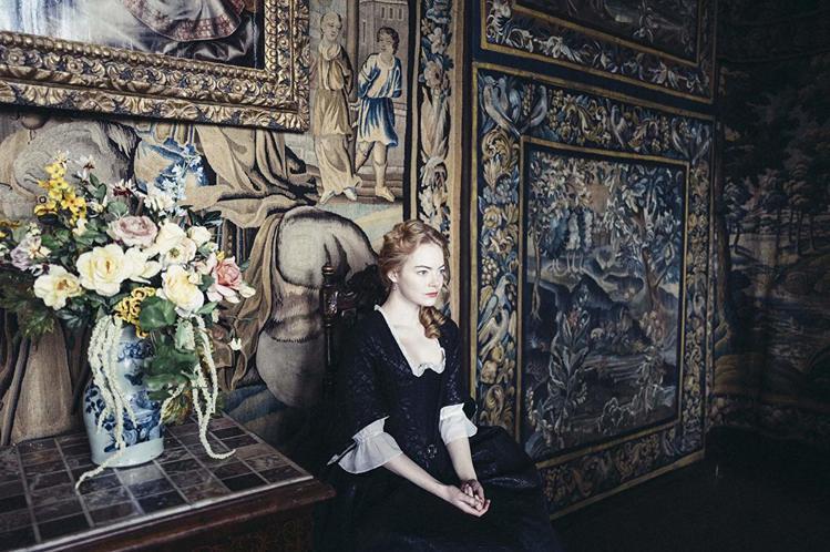 艾瑪史東以「真寵」提名金球獎最佳女配角獎。圖/摘自imdb