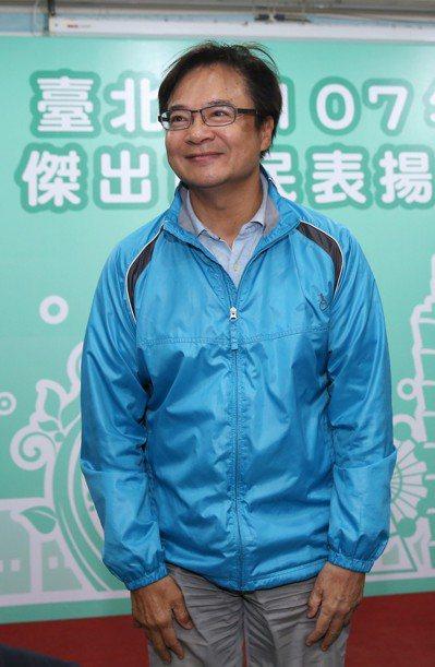 外界點名,台北市政府民政局長藍世聰是立委補選合適人選。 圖/聯合報系資料照片