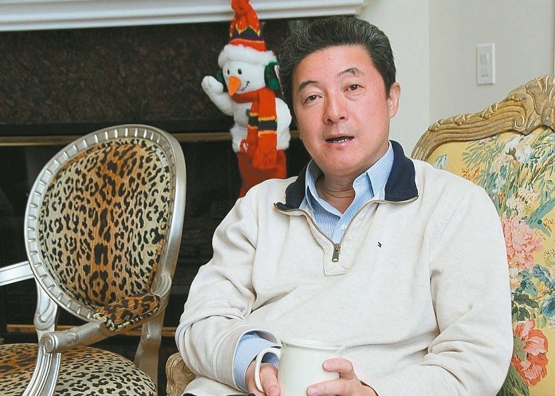知名華裔科學家張首晟。 圖/聯合報系資料照片