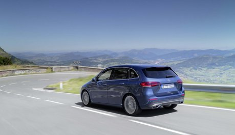 2019 Mercedes-Benz B-Class英國上市!售價台幣106萬起跳