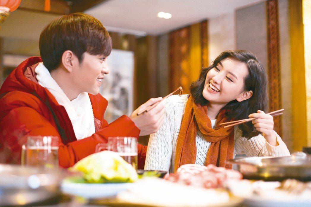 台北新板希爾頓酒店推出「珠玉滿堂團圓宴」除夕晚宴。 圖/台北新板希爾頓酒店提供