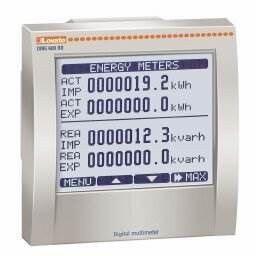 DMG900多功能電力品質分析表  賀琪公司/提供