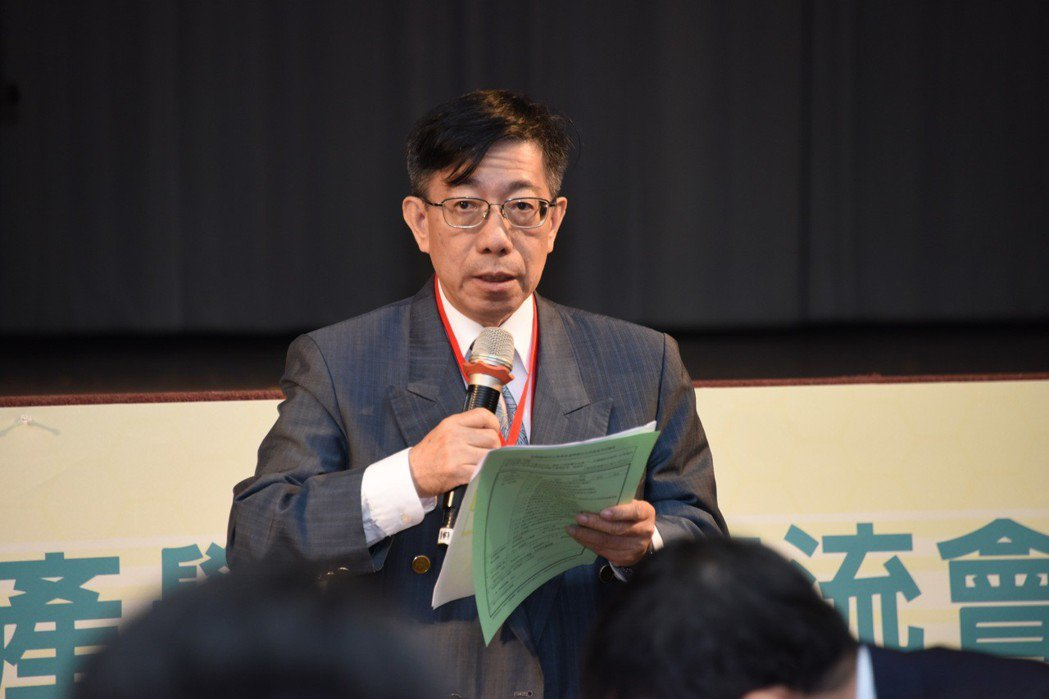 工程科技推展中心副主任李榮顯。工程中心/提供