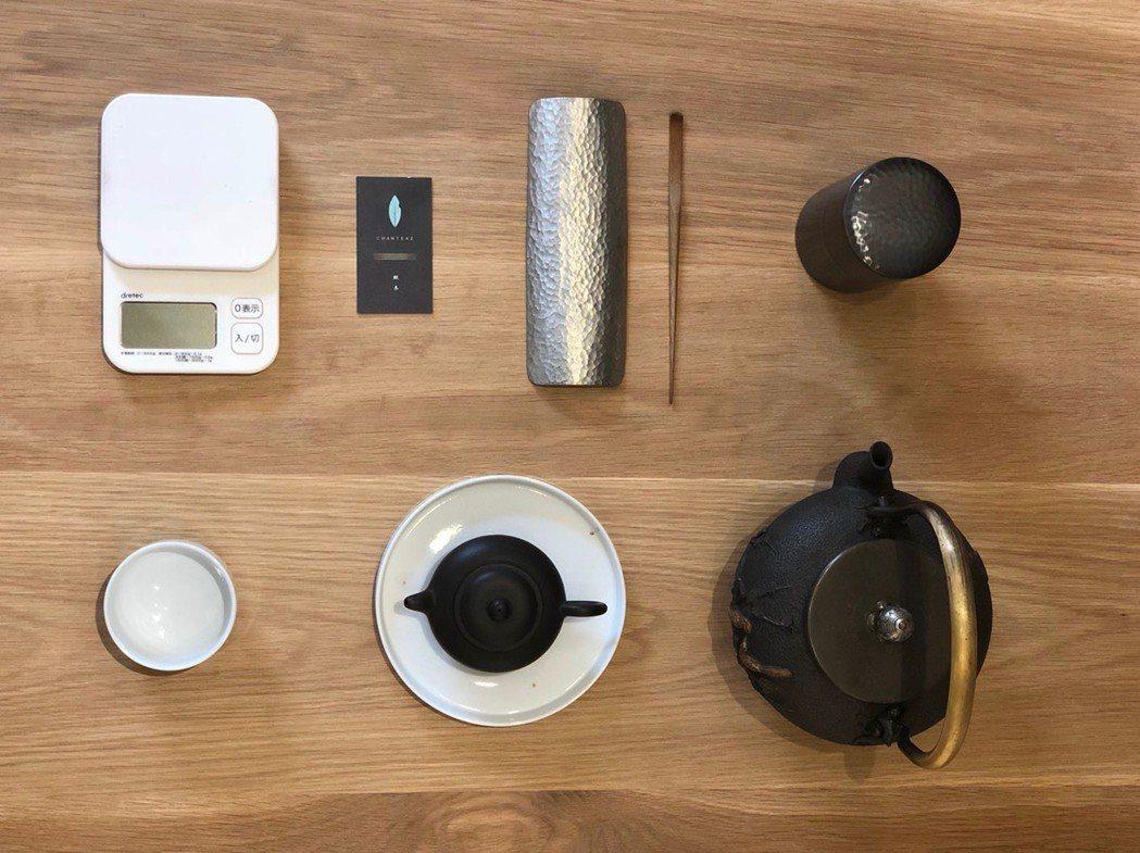 賦茶沖泡茶具有別於市面上的茶飲,細心沖泡的茶葉值得細細品味。 圖/品佶股份有限公...