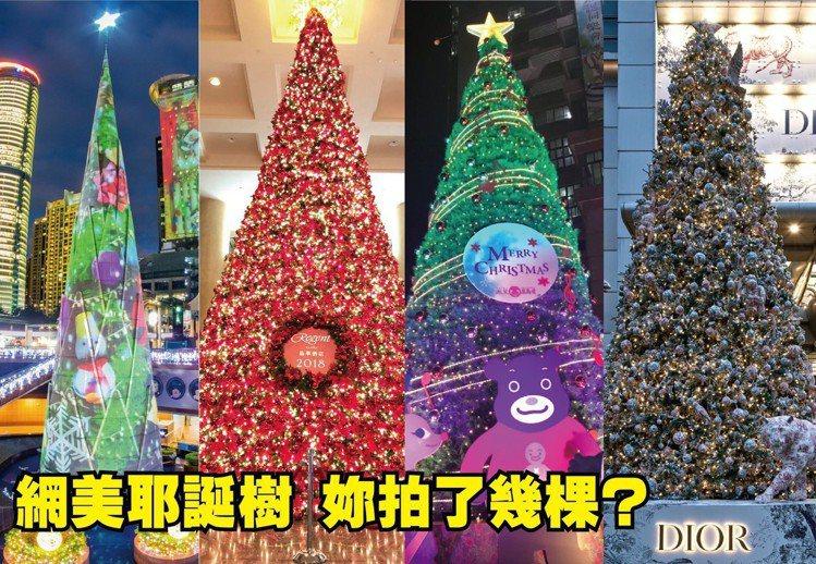 圖/許展源、大葉高島屋、台北101、台北晶華/提供