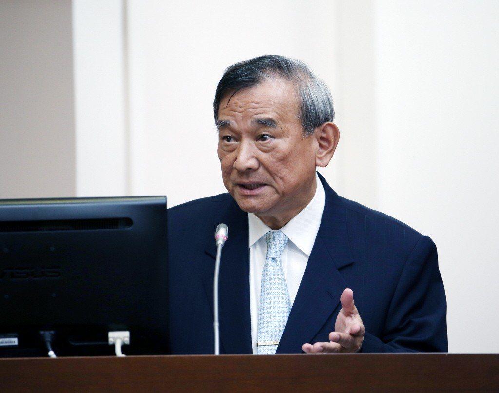 法務部政務次長陳明堂。聯合報系資料照/記者邱德祥攝影