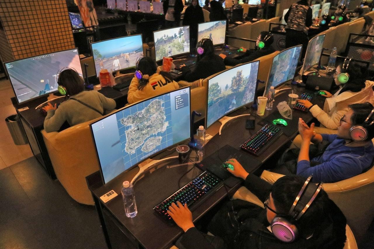 大陸內地近期接連加強對網路遊戲的審查與管制。 圖/視覺中國資料圖片
