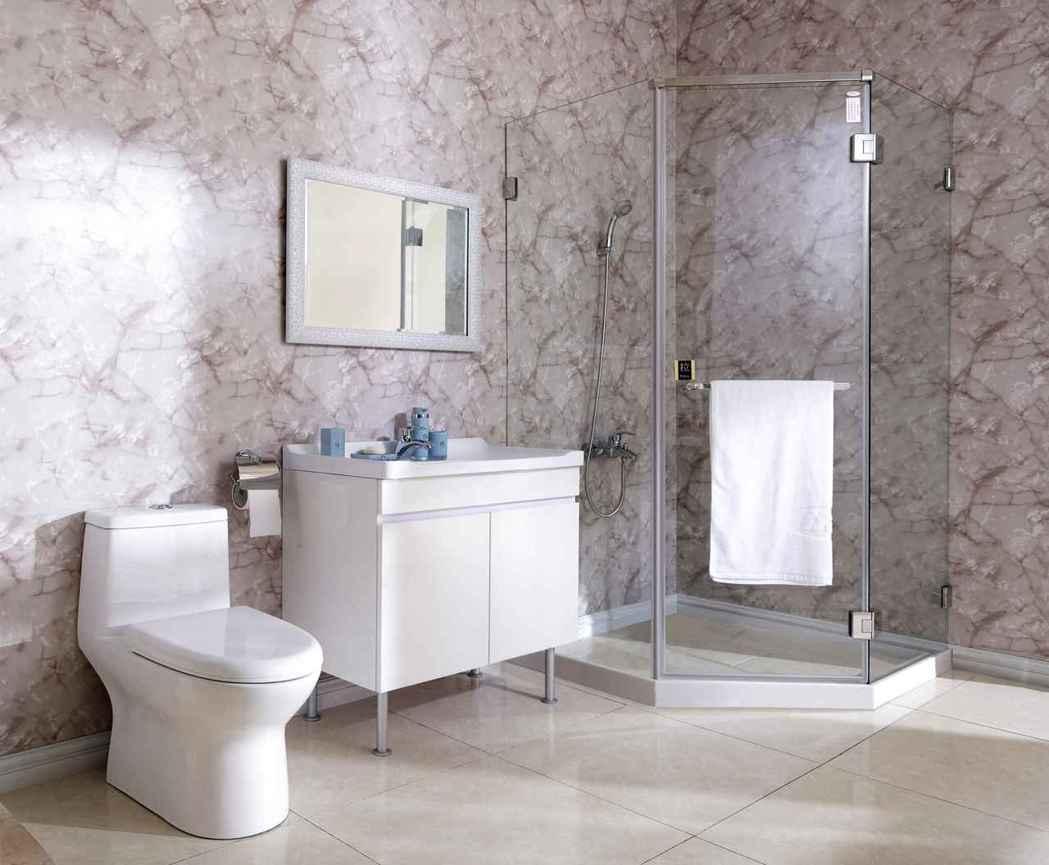 ITAI浴室改裝情境圖。 一太e衛浴/提供