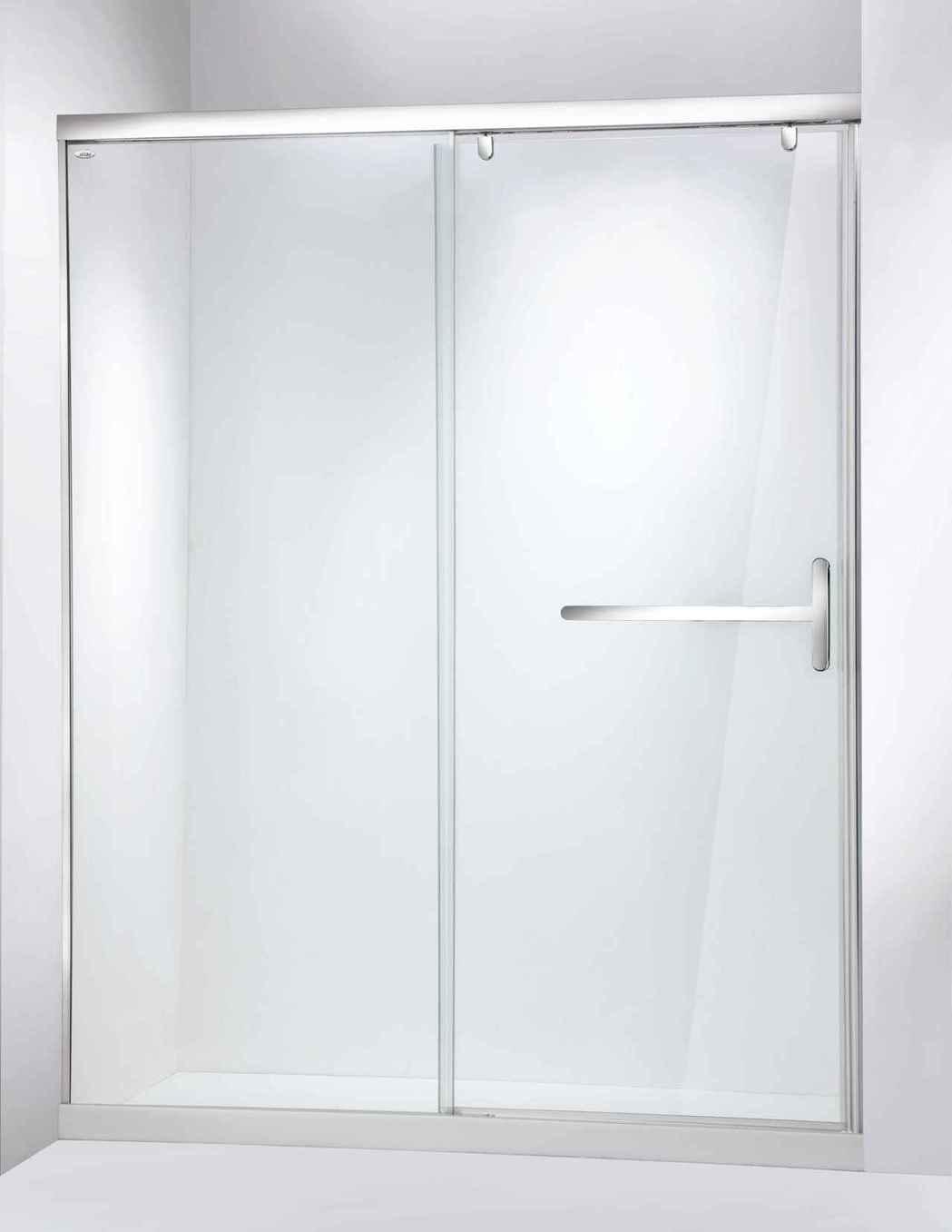 ITAI2019新款橫拉式淋浴拉門。 一太e衛浴/提供