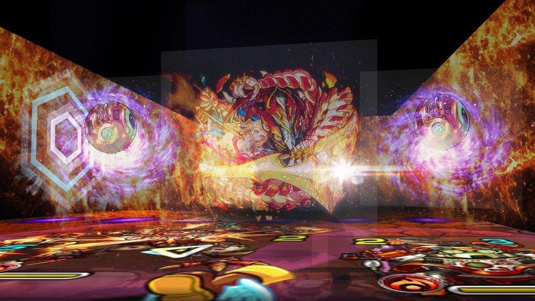 《怪物彈珠》推出全新遊戲體驗─「爆絕之間『渴望之盡頭的理想鄉』Presented...