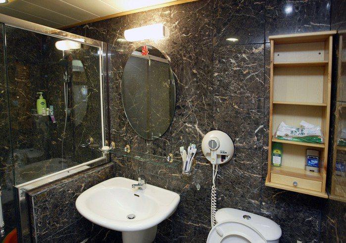 還有網友表示不管飯店多高級,只要使用壁掛式吹風機就不想再入住。 圖片來源/聯合報...