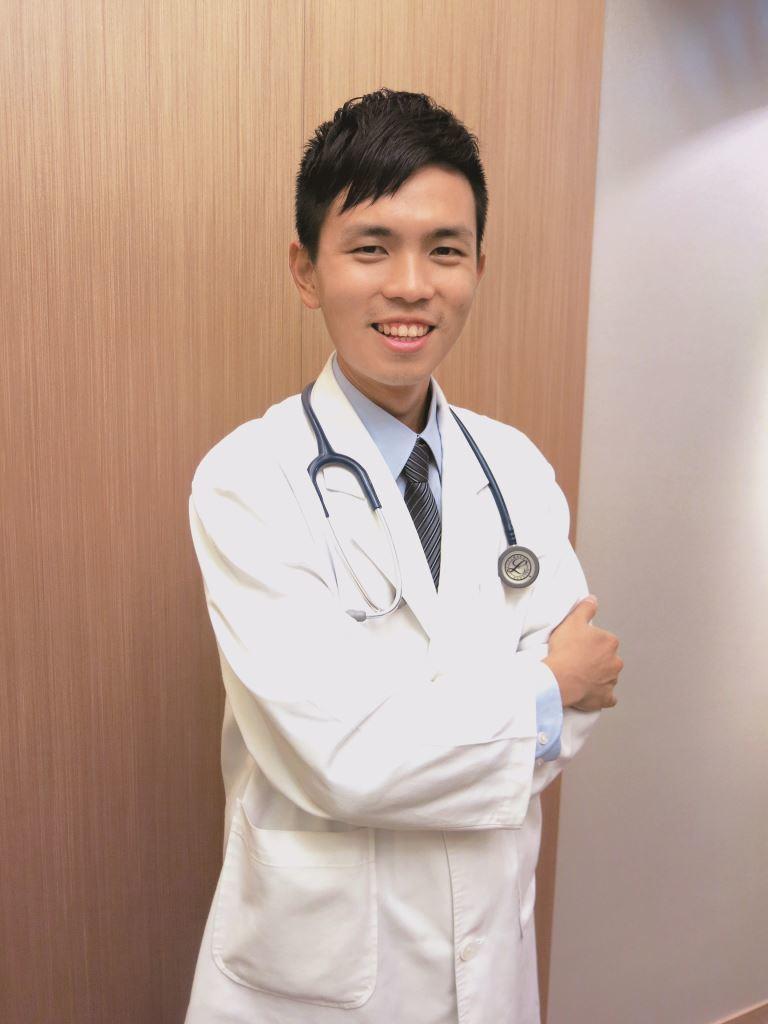 聯安預防醫學機構-聯青診所家醫科顏佐樺醫師。聯安/提供