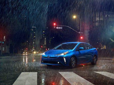 四驅版2019 Toyota Prius AWD-e 會賣多少美元?