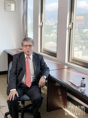 大同股份有限公司資深副總林和龍表示,漁電共生是台灣太陽能產業重要里程碑。記者許玉...