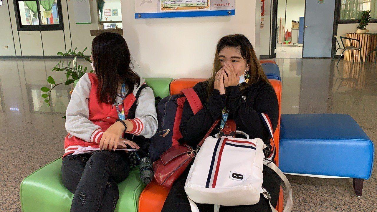 南榮科大學生對於學校108學年度停招一事雖感到錯愕,但表示對學校有信心,也會讀到...