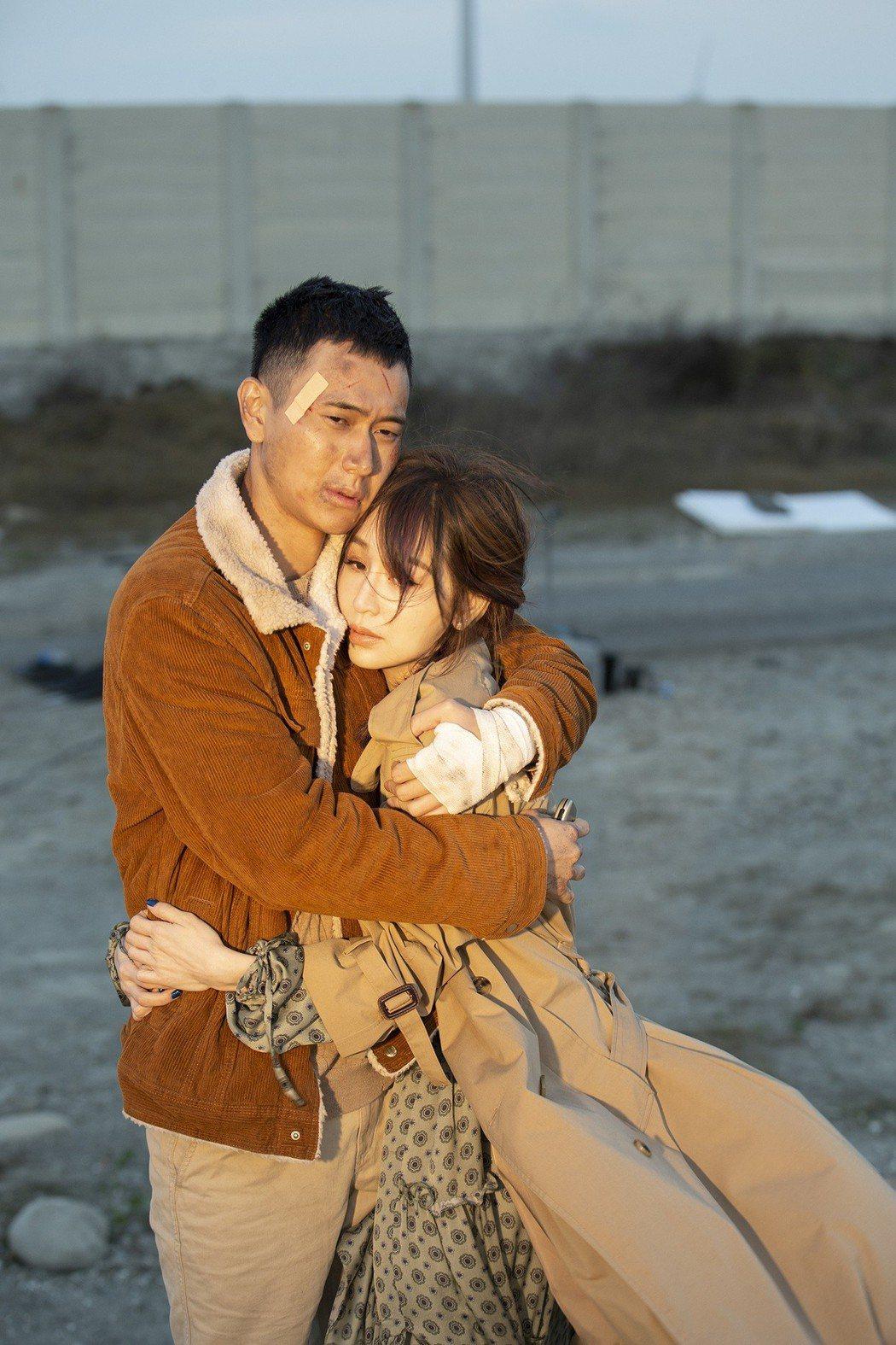 王心凌新歌「大眠」找來劉冠廷當男主角。圖/環球音樂提供