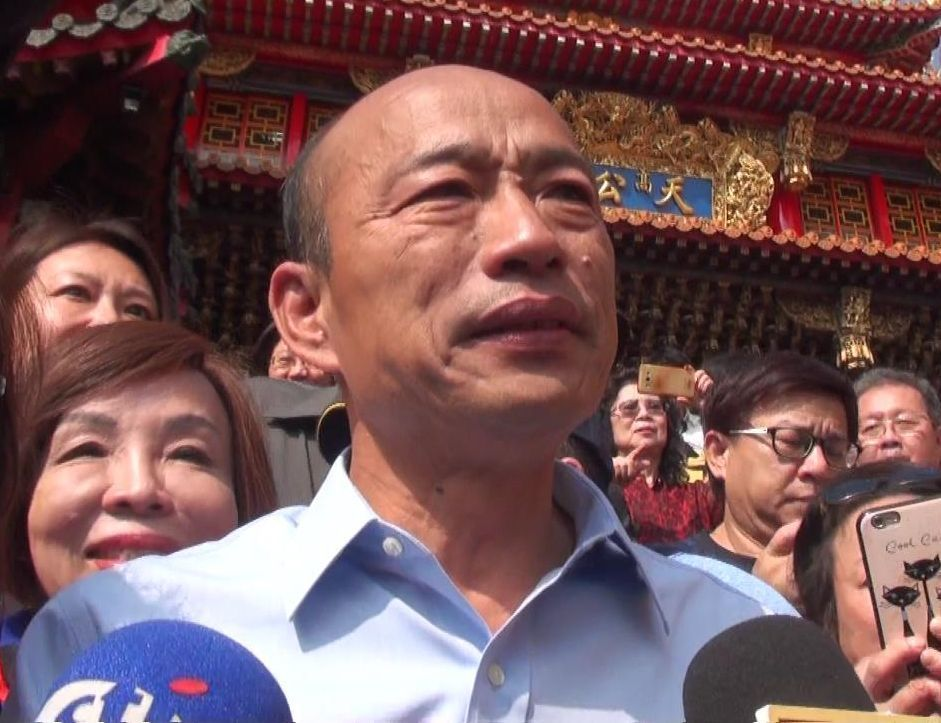 高雄市長當選人韓國瑜表示,高市府教育局長不只英文好,更重要的的是中英文課程「規畫...