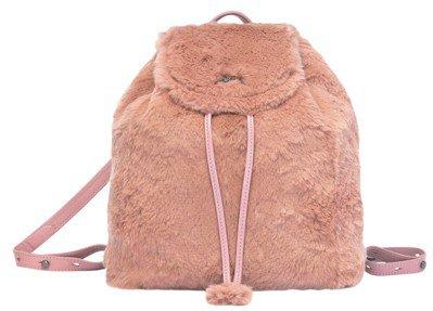 Give Me A Hug後背包(腮紅粉、蜂蜜色、天空藍),售價14,300元。...