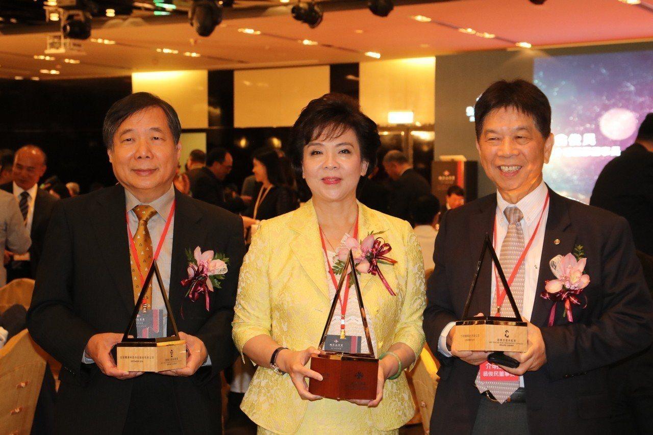 經濟部舉辦第25屆國家品質獎,其中「卓越經營獎」頒給了淡江大學董事長張家宜,是學...