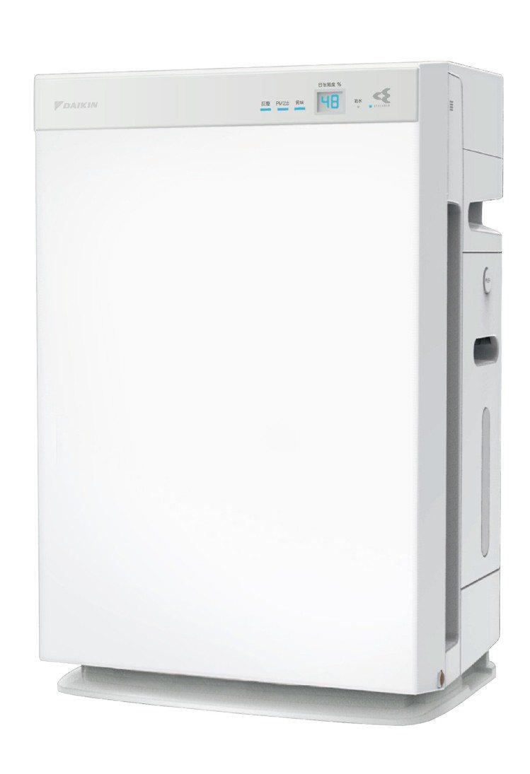 DAIKIN全新頂級保濕空氣清淨機MCK70VSCT-W,建議售價20,800元...