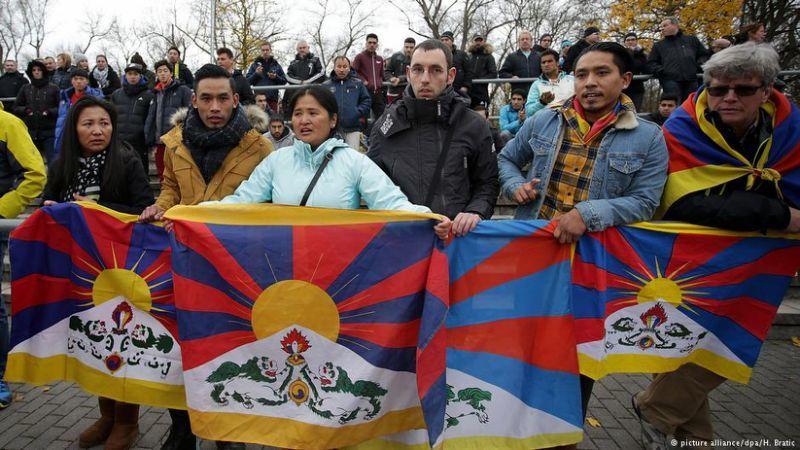 反制北京,美國務院將支持落實「西藏旅行對等法」。 德國之聲