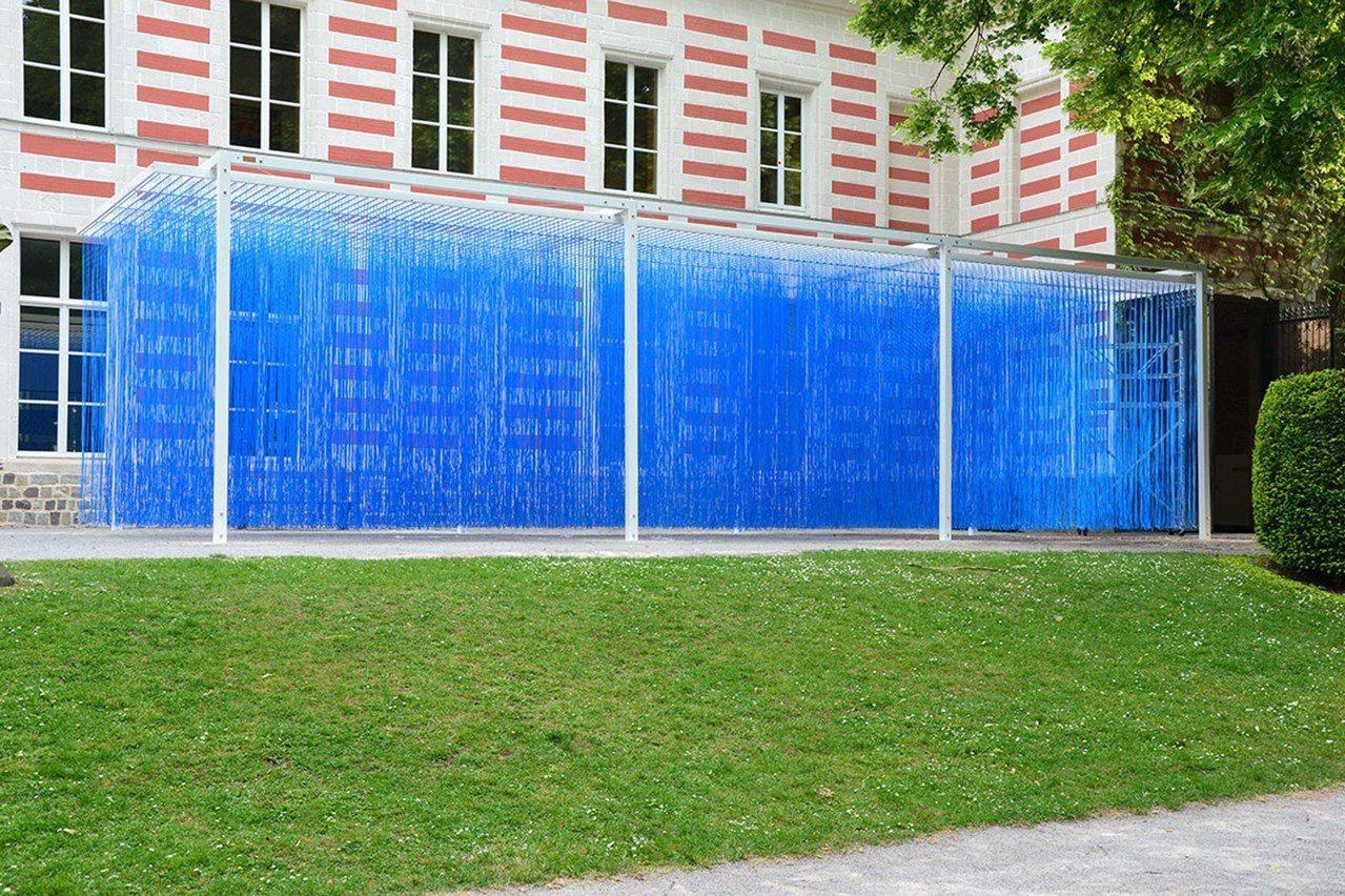 2011年在法國馬諦斯美術館展出。圖/LV提供