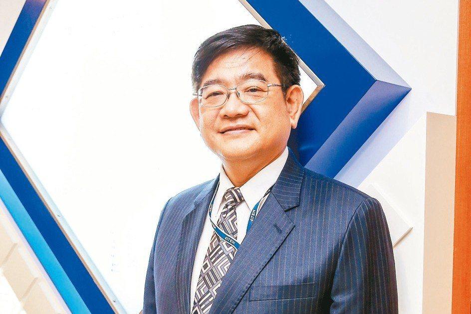 宏正董事長陳尚仲 (本報系資料庫)