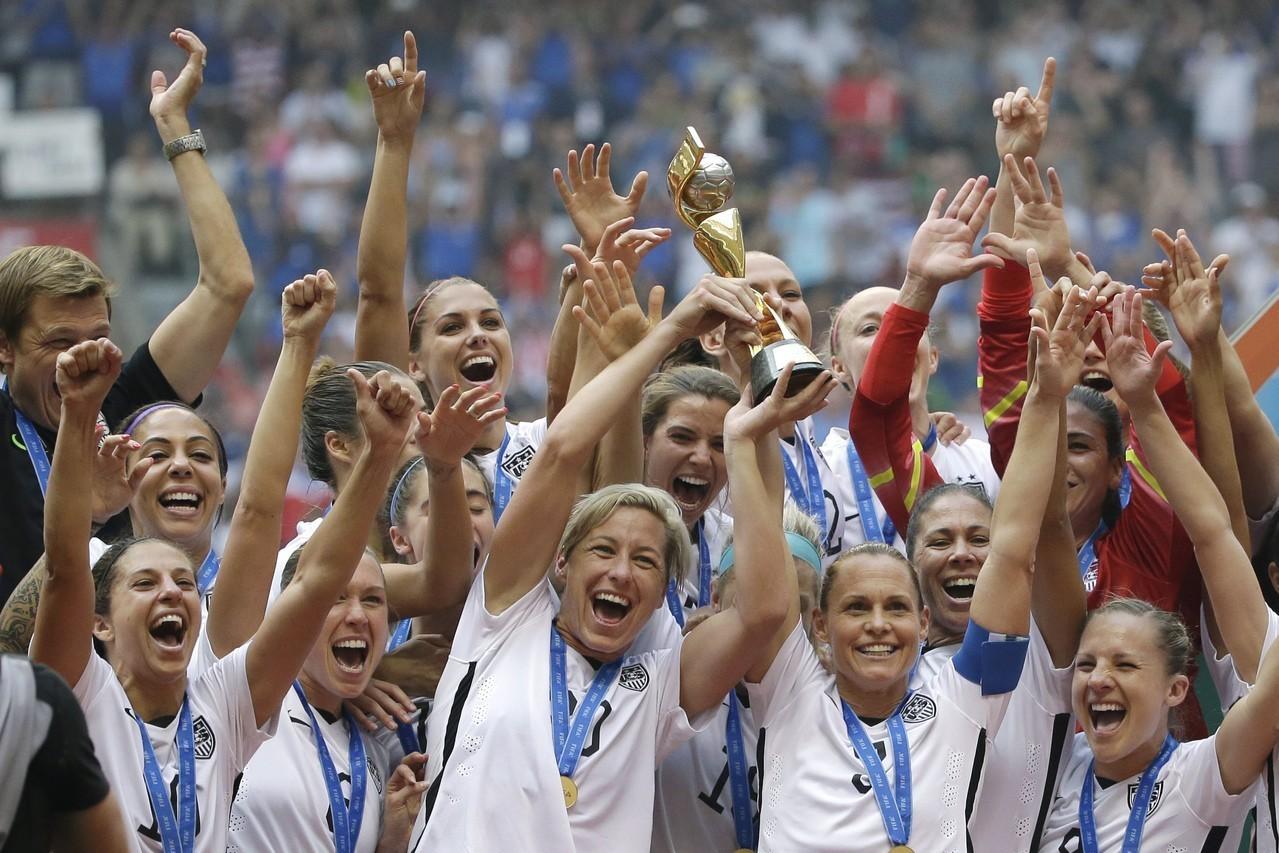 2019年女足世界杯將於6月7日至7月7日在法國舉行,決賽將於7月7日在里昂上演...