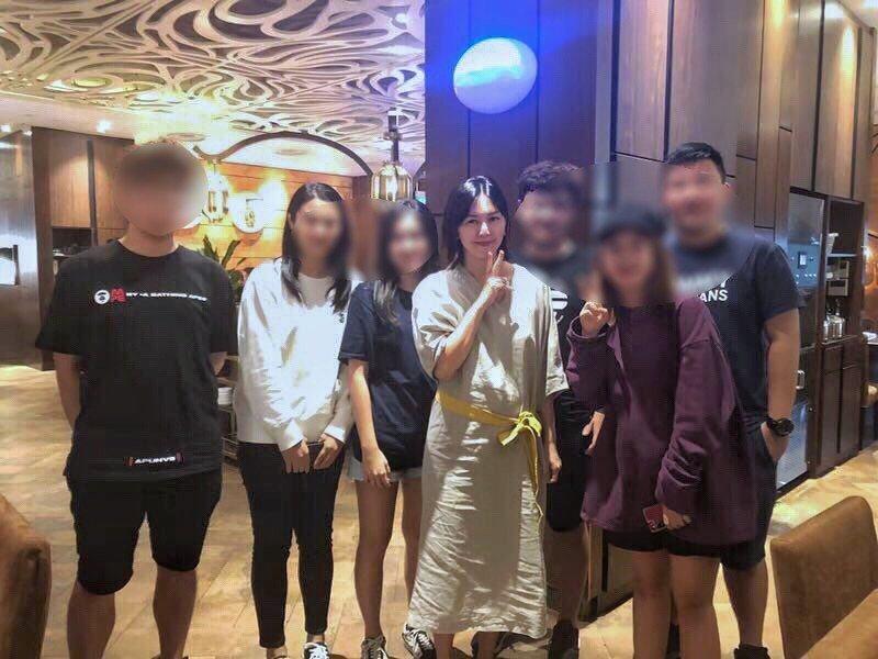 日前有網友在餐廳捕捉到孫燕姿。圖/擷自IG
