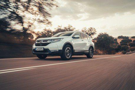 Honda歐洲首款油電SUV CR-V Hybrid英國售價揭曉