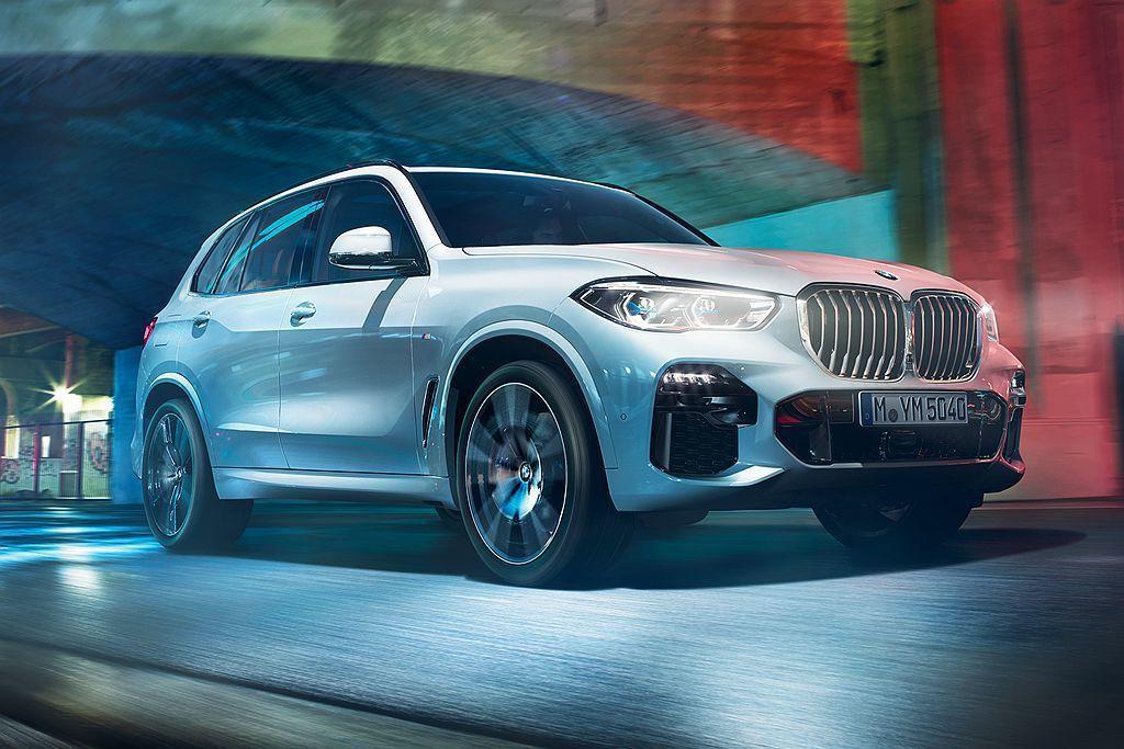 進入曝光度相當高的全新第四代BMW X5,將於12月11日正式在台發表。 圖/BMW提供