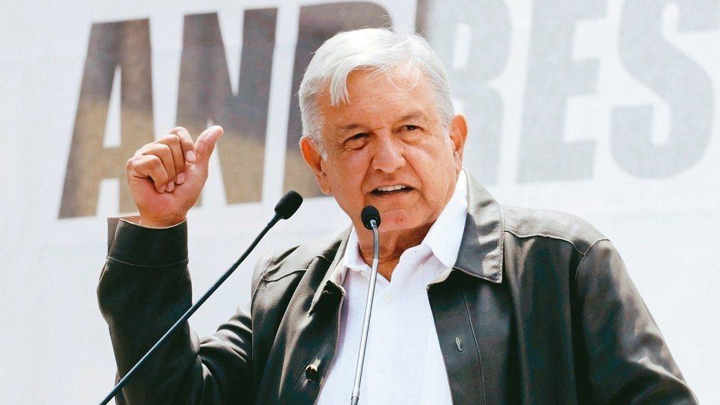 墨西哥總統羅培茲7日表示,盜油行徑每年導致國家損失25到35億美元(約台幣772...