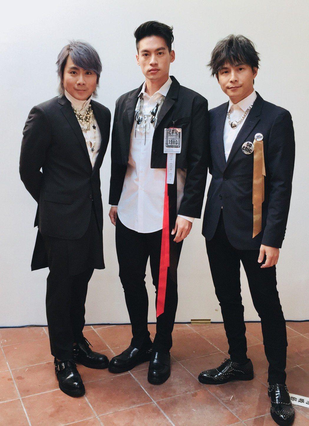 5566明年在台北小巨蛋開唱。圖/華貴娛樂提供