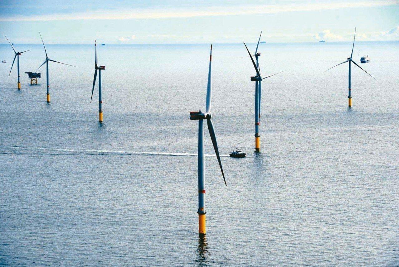 行政部門加快審議程序,讓風電業者有望在月底前拿到電業籌設許可。 圖/聯合報系資料...