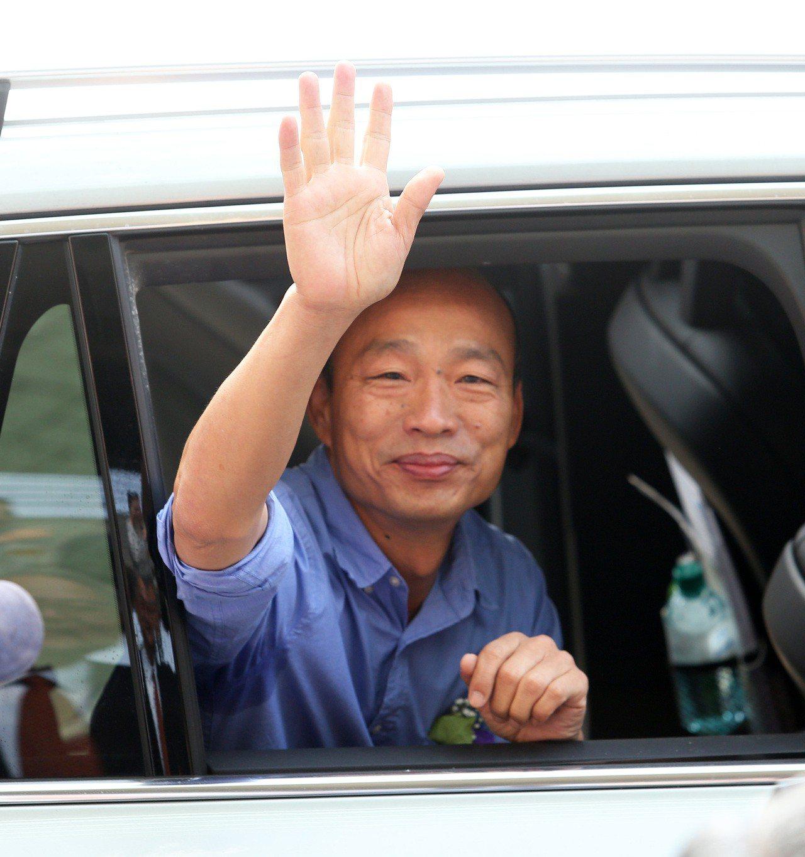高雄市長當選人韓國瑜最近忙著組小內閣,他表示,等相關工作穩定下來,就會赴陸招商。...